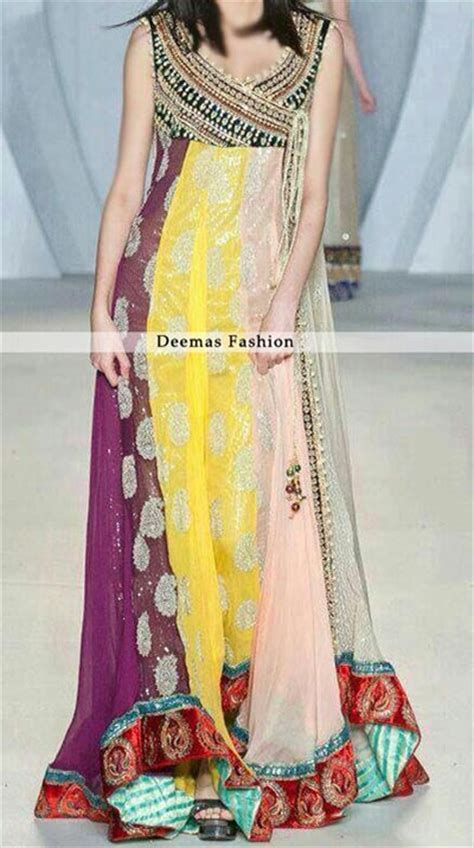 10 New Style of Frocks Latest Front Open Shirts Gown