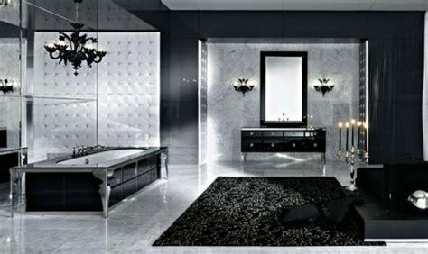 navy und weißer speisesaal badezimmer weiss design
