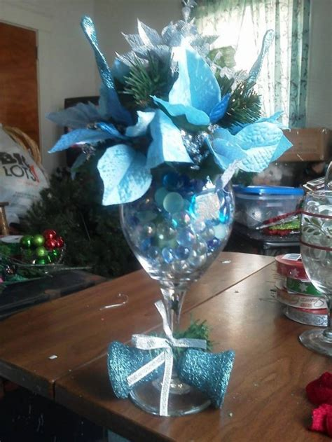 Xmas Decorations To Make At Home by 15 Elegant Diy Ideas To Turn Empty Wine Glass Into