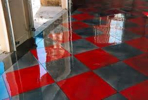 all about concrete staining acid stains v acetone stains
