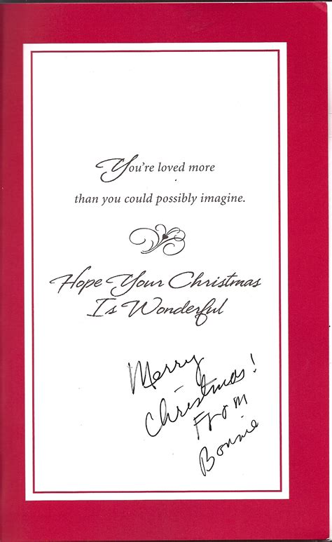 last christmas card from mom a blog inspired by my mom s