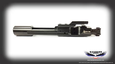 Grendel Ss 2 20 quot stainless steel 6 5 grendel type ii barrel gas block and bcg