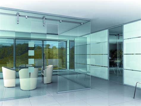 pareti ufficio vetro pareti divisorie ufficio