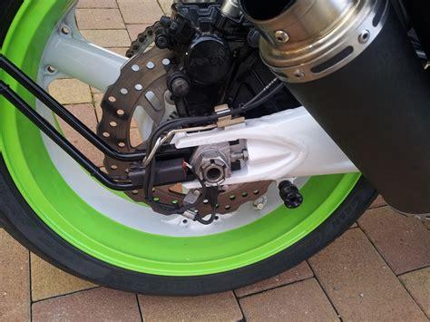 Kennzeichenhalter Zubeh R Motorrad by 690 Duke 4 Kennzeichenhalter An Schwinge 690 Lc4