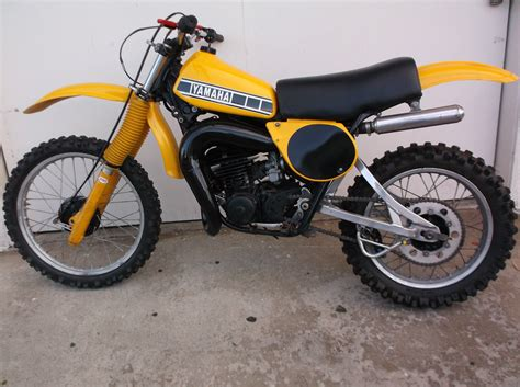 motocross race bikes for sale 1978 yamaha 250 yz vintage mx racing bike for sale