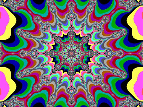 ilusiones opticas weed strange psychedelic 3 d optical illusion action gif