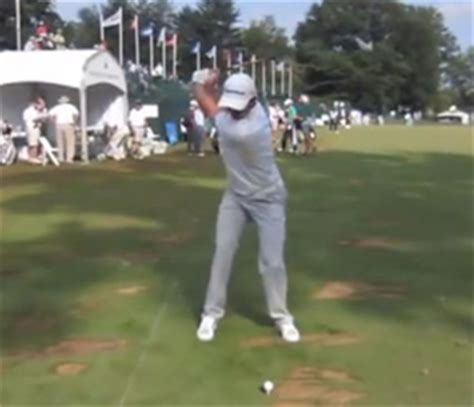 justin rose golf swing video winning precision justin rose golf swing analysis good