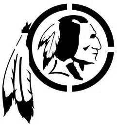 Logo Stencil Washington Redskins Logo Pumpkin Stencil Chris Creamer S