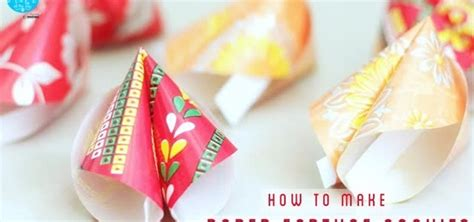 Make Paper Fortune Cookies - how to make paper fortune cookies 171 origami