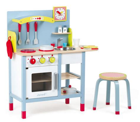 Janod Kitchen by New Wooden Toys For All Ages From Janod