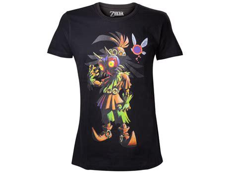 Kaos Fangkeh Black T Shirt Legend Of Majora S Mask Skull Kid And skull kid t shirt majora s mask the legend of otakustore gr