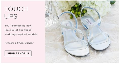 Wedding Shoes Sandals by Wedding Shoes Bridal Flats Sandals Heels More