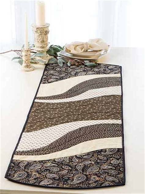 6 fabric ideas for the most versatile table runner