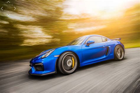 porsche cayman blue photo of the day stunning blue porsche cayman gt4 gtspirit