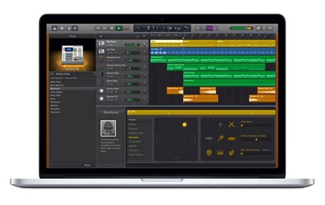 Garageband Update Garageband For Mac Gets Big Upgrade For Apple Launch