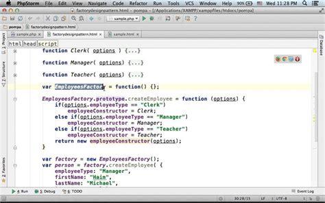 javascript queue pattern factory design pattern in javascript youtube