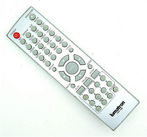 Lu Philips Remote original lumatron dvd 16m remote onlineshop for