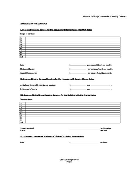 Microsoft Office Contract Template by Microsoft Office Contract Templates 28 Images To