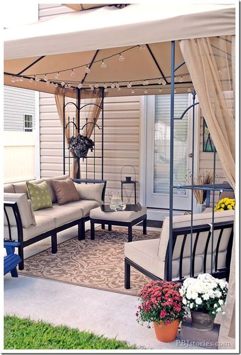 Patio Makeover by Backyard Patio Makeover On Pbjstories Yard Gardening