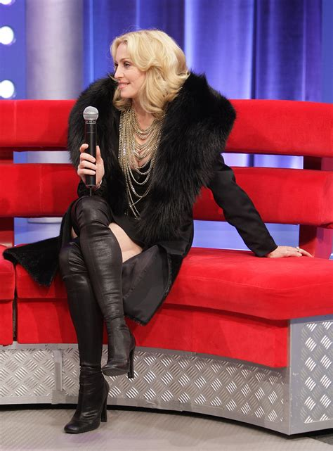 madonna in a fur coat fur images graphics comments and pictures