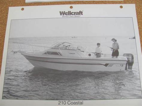 find 1992 wellcraft 210 coastal watercraft boat photo - Wellcraft Boat Parts Catalog
