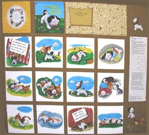 poky puppy book poky puppy book panel