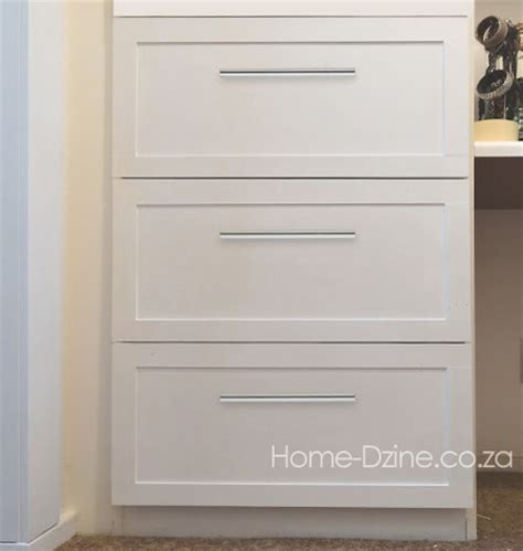 Drawers For Closet Shelves Home Dzine Bedrooms Converting Closet Shelves To Drawers