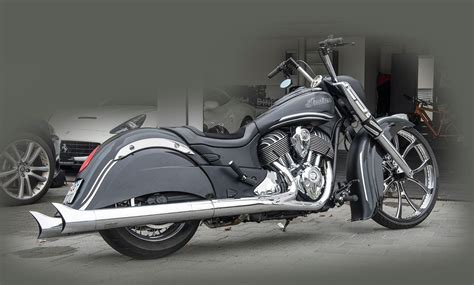 Motorrad Indian Kaufen by Motorrad Occasion Kaufen Indian Chief Classic Abs Pm