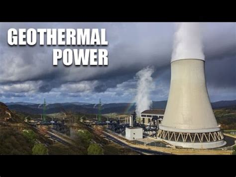 geothermal power plant traditional power generating