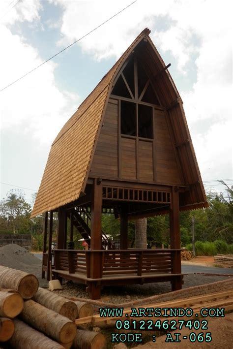 Gazebo Dengan Kayu Kelapa Gzb0002 gazebo jinengan kayu kelapa rumah kayu tingkat jepara