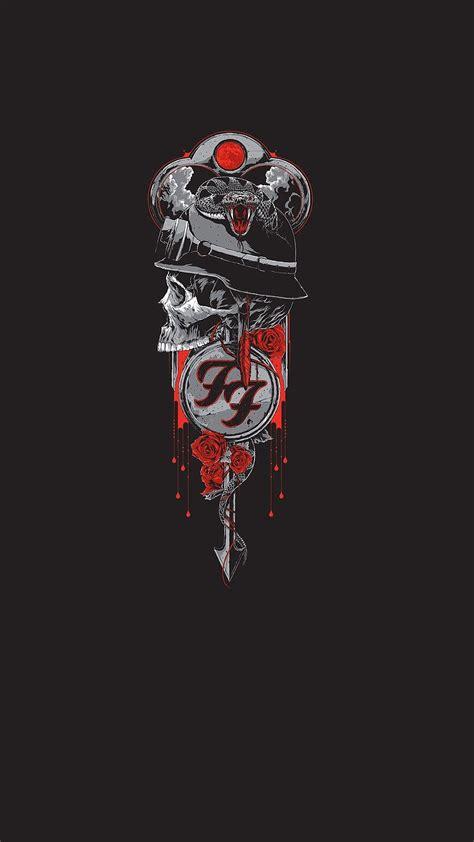 Foo Fighters Logo foo fighters logo iphone wallpaper 2018 iphone wallpapers
