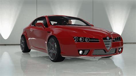 Alfa Romeo Brera by Alfa Romeo Brera Stock Add On Replace Gta5 Mods