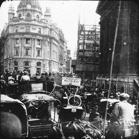 Manchester City St Jam Dinding history traffic jam in piccadilly circus in