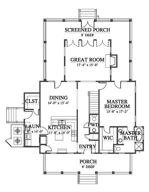 allison ramsey floor plans oak spring house plan c0023 design from allison ramsey