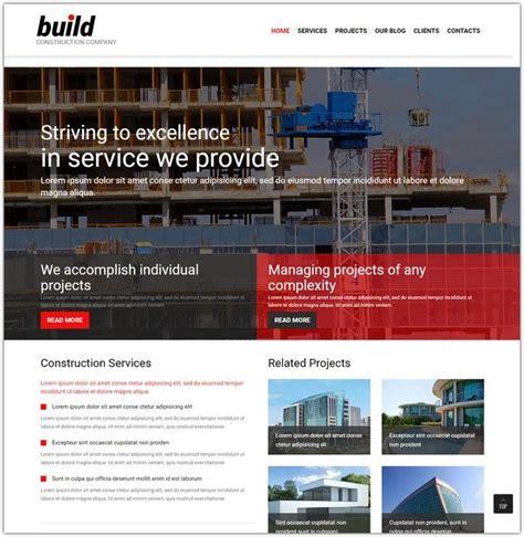 30 top architecture construction joomla templates web