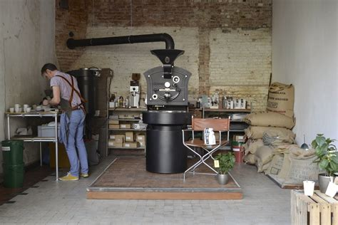 DENF Roasters of Coffee   Giesen Coffee Roasters