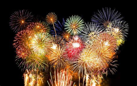 foto van prachtig vuurwerk mooie leuke achtergronden