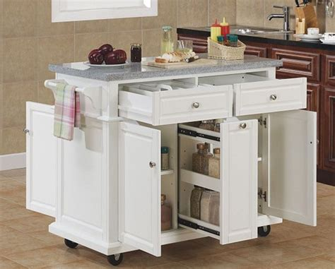 mobile kitchen island ideas 25 best small kitchen designs ideas on