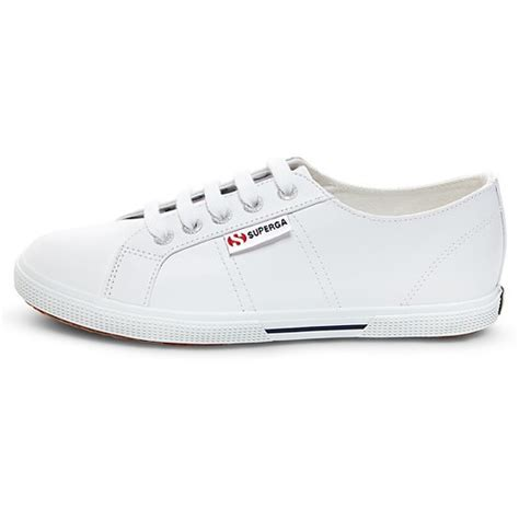 Women's Superga Low Top Sneakers   White : Target