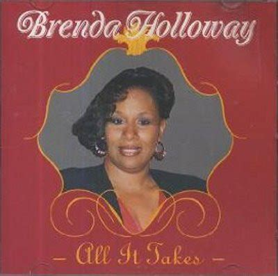 All It Takes brenda holloway all it takes cd album at discogs