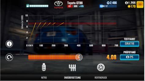 Csr 2 Aufkleber Kaufen by Csr Racing 2 Der Mobile Rennspa 223 Im Test Spiele Test
