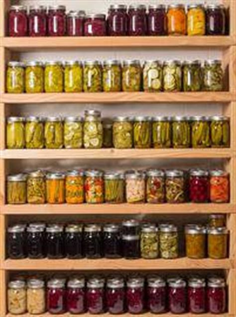 helpful tips on storing and organizing your canned foods