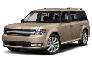 Ford Suv New 2017 Ford Flex Price Photos Reviews Safety