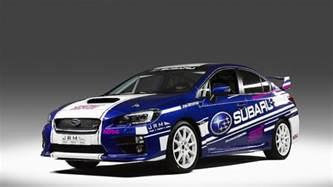 Subaru Wrc New Subaru Wrx Sti Ready For Wrc 2 Wrc