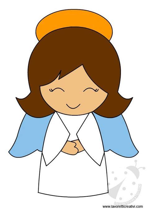clipart angeli angelo sagome per lavoretti lavoretti creativi