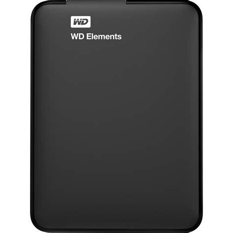 Wd Elements Hdd Ext 750gb Wd Hdd Ext 75 Murah By Elektroda Magnetic wd 500gb elements portable drive wdbuzg5000abk nesn b h