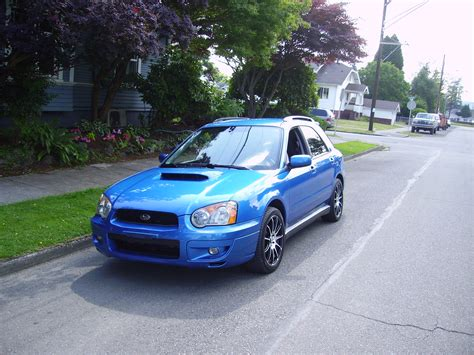 subaru 2004 wagon 2004 subaru impreza wrx wagon awd auto sales