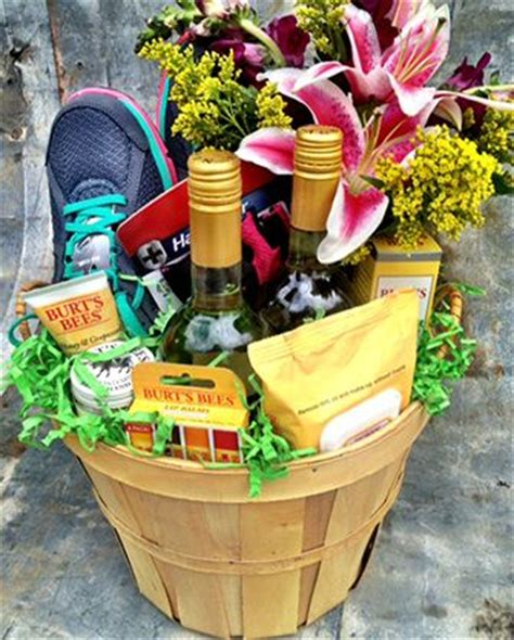 13 best images about marathon gift basket on pinterest