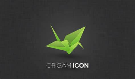 Origami Source - 30 amazing origami inspired logo designs logos graphic