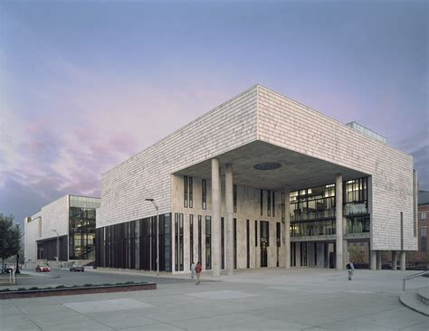 Architecture Schools E Knowlton School Of Architecture Mack Scogin